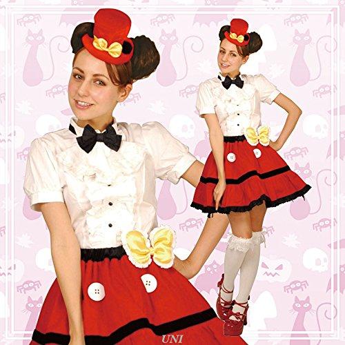 Disney Mickey Mouse Tutu Costume - Classic-Style - Teen/Women's Standard -
