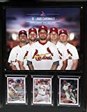 C&I Collectables MLB St. Louis Cardinals Team Plaque