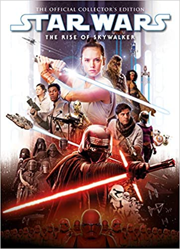 Star Wars The Rise Of Skywalker Movie Special Book Titan 9781785863035 Amazon Com Books
