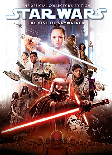 Star Wars: The Rise of Skywalker Movie Special Book