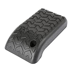 Polyurethane Rugged Ridge LJ TJ Jeep Wrangler Black Armrest Cover