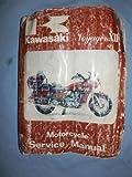 Kawasaki Voyager XII Motorcycle Service Manual