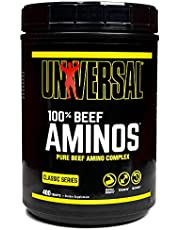 Universal Nutrition 100% Beef Aminos, 400 Tablets