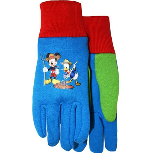 Mickey Mouse Kids Cotton Garden Gloves
