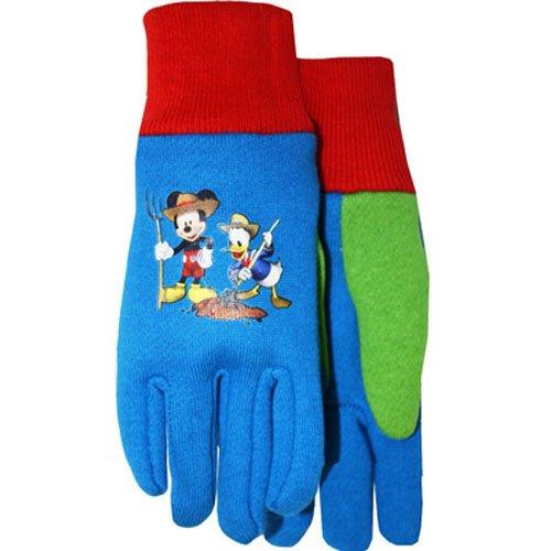 Mickey Mouse Kids Cotton Garden Gloves