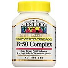 21st Century, B-50 Complex 60 Tablets