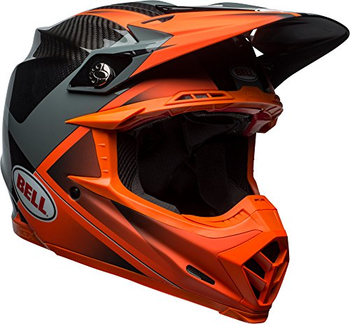 1. Bell Moto-9 Flex Off-Road Motorcycle Helmet