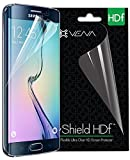 Samsung Galaxy S6 Edge Plus Screen Protector (2 Pack) - VENA [Ultra Clear HDf | Full Screen Coverage] vShield Flexible TPU Anti-Scratch Shield Film with Lifetime Replacement Warranty