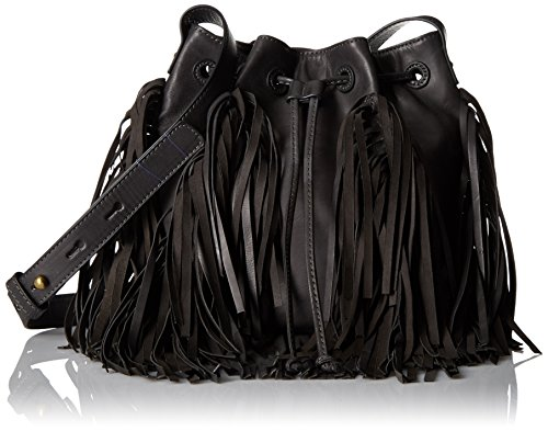 Cynthia Bag Bucket Vincent Damali Cross Body Black wq8a4B1
