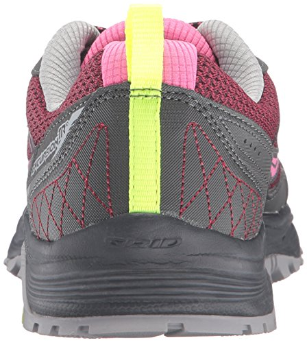 Saucony Women's Excursion Tr10 Running Shoes, Blue, US Pnk/Black/Ct