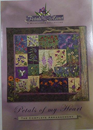 McKenna Ryan Pine Needles~Petals of My Heart Complete 18 Pattern Set by McKenna Ryan
