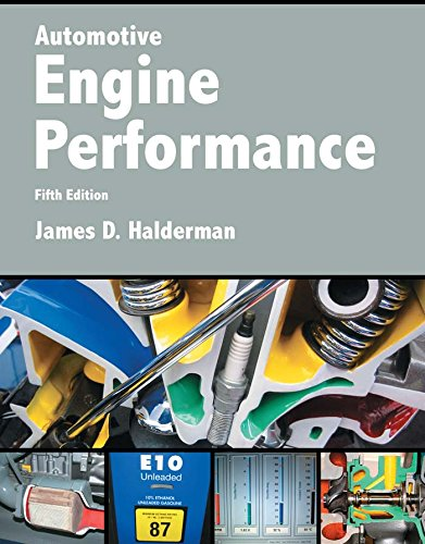Automotive Engine Performance (Automotive Systems Books)