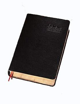 YWHY Cuaderno Papel Grueso Bloc De Notas Libreta De Cuero ...