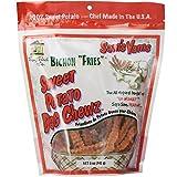 Sam's Yams Bichon Fries Sweet Potato Dog Treats, 5-Ounce