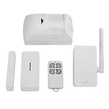 ARBUYSHOP Broadlink S1 / S1C 433 Kit SmarTone, detector del sensor del hogar Automatización de