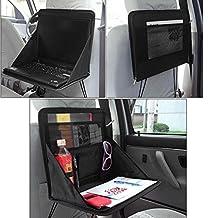 Kabalo Folding Car Seat Back Storage Tidy Organizer DVD Laptop Holder Work Tray Hold Travel
