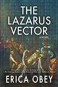 The Lazarus Vector by [Obey, Erica]