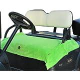 Cart Logic CL 31043 Cozi Cover Golf Cart Seat Blanket, Lime