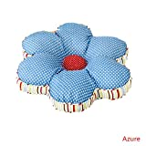 Abreeze Plum Blossom Seat Cushions Floral Pillow Chair Cushions Garden Style Decorative Home Decor 16x16inches