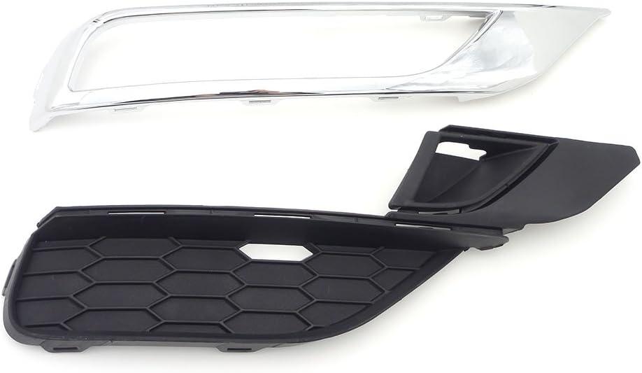 UK Version Front Bumper Trim Fog Lamp Light Cover Right For Honda CRV 2015-2016
