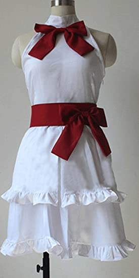 Sunkee Fairy Tail Wendy Marvell White costume Cosplay , hecho a ...