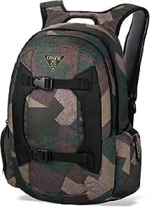 Dakine Women's Mission Backpack, 25-Liter, Patchwork Camo