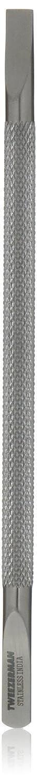 Tweezerman Pushy Cuticle Pusher, Stainless Steel 3300-P