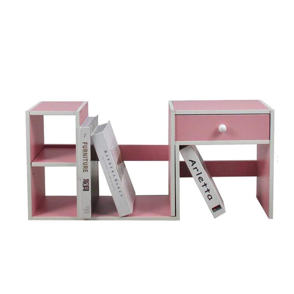 Amazon.com: Jcnfa-Shelves Desktop Storage Rack Bookcase with ...