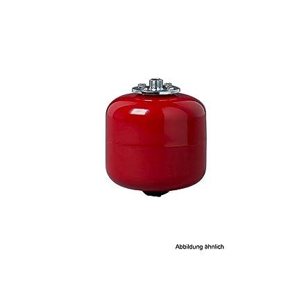 Michl Mi de afh24 Zilflex 24 litros para calentadores, Rojo, altura: 483 mm