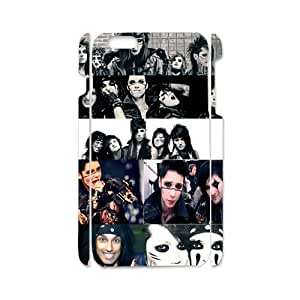 WXSTAR Fashion Black Veil Brides Custom Case for iPhone6 4.7
