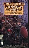 The Year's Best Fantasy Stories, Arthur W. Saha, 0886773075