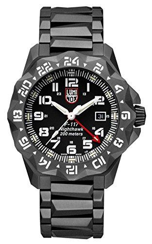 LUMINOX F-117 NIGHTHAWK 6400 SERIES XA.6422 Stainless Steel Men Watch