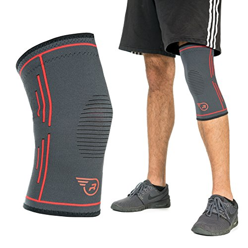 Knee Compression Sleeve Stabilizer Weightlifting