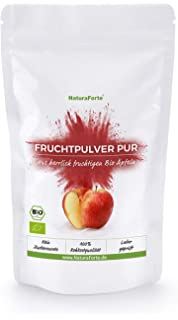 Apfelpulver Bio Apfel Gefriergetrocknet Bio Organic Freeze Dried