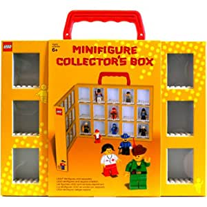 LEGO Minifigures - Maletín de coleccionista