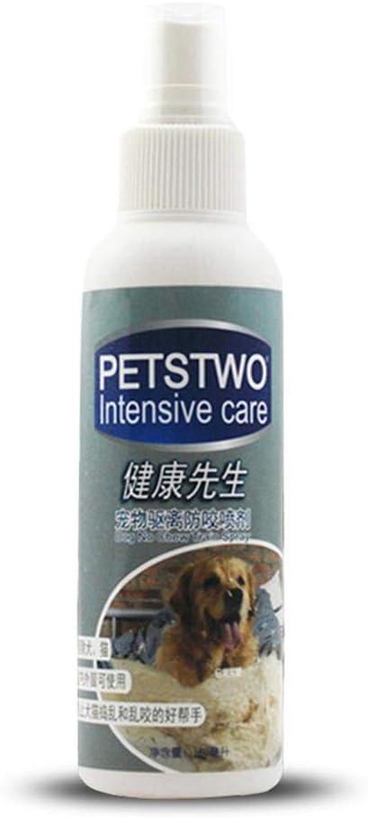 Womdee Spray antiácaros para Mascotas de Mujer, fórmula Repelente para Perros y Gatos, Evita Que se mastique: Amazon.es: Productos para mascotas