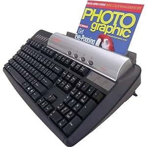 KeyScan KS810 Keyboard, Color Scanner and USB2 HUB