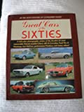 Great Cars of The 1960s, Outlet Book Company Staff and Random House Value Publishing Staff, 0517479249