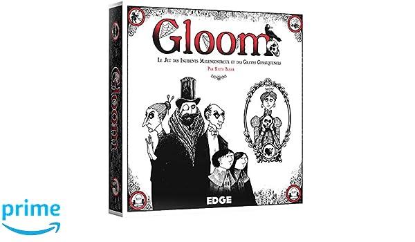 AC-Déco Gloom - Segunda Edición - Juego de tablero: Amazon.es: Hogar