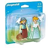 Playmobil Princess & Handmaid Duo Pack
