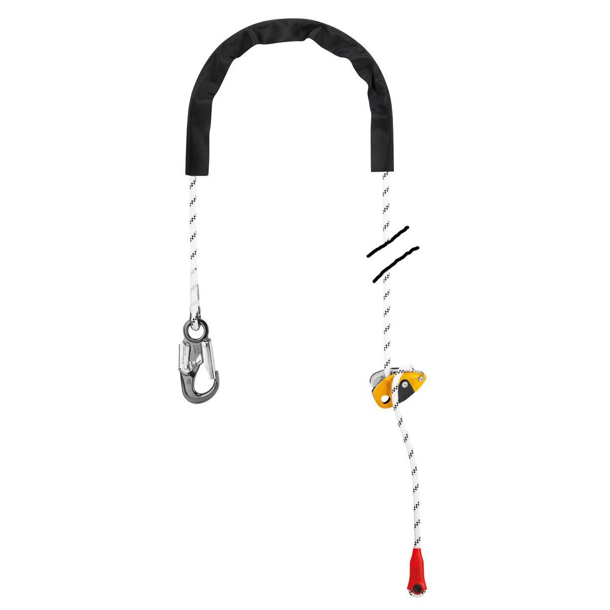 PETZL GRILLON Hook 4 Meter Work Positioning Lanyard ANSI