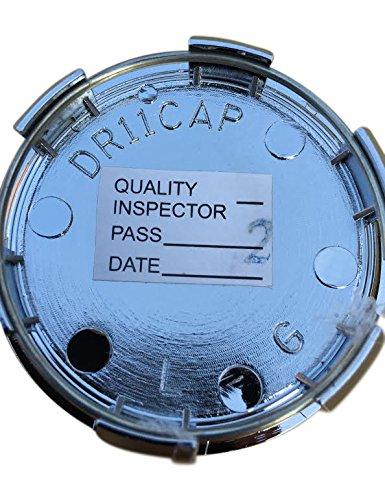 Drag DR11CAP 2051K59 Chrome Center Cap Drag Extreme Alloys