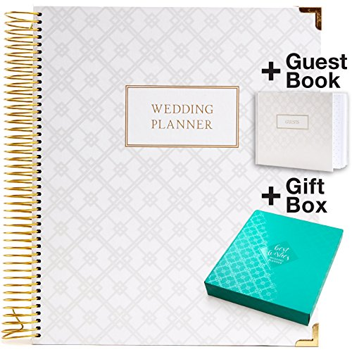 Wedding Planner Gift Set for The Bride to