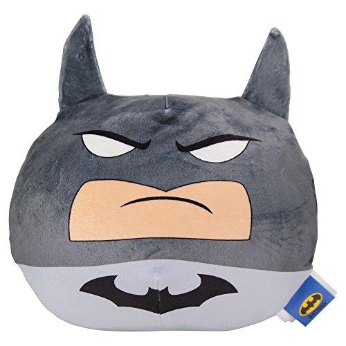 Kid's Character Travel Plush Pillow (Batman) (Batman Plush Pillow)