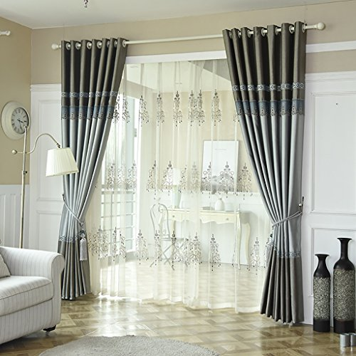 QIANGDA-curtain Full Light Shading Pencil Pleat Window for sale  Delivered anywhere in USA