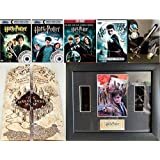 Harry Potter: Limited Ed. Collectibles Collection - Deathly Hallows: Part 2 Film Cell/Maurader's Map/Chamber of Secrets, Pris