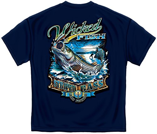 Tackle kit | Striped Bass T Shirt -