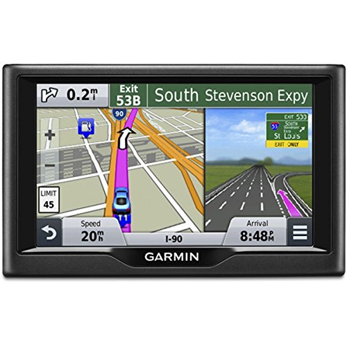Garmin Nuvi 57LM 5-Inch GPS Navigator (Certified Refurbished)