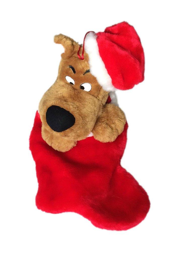 Rot Weihnachten Scooby Doo Singen Weihnachtsstrumpf: Amazon.de ...