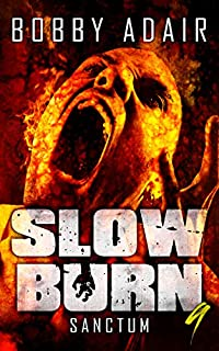 Slow Burn: Sanctum, Book 9 by Bobby Adair ebook deal
